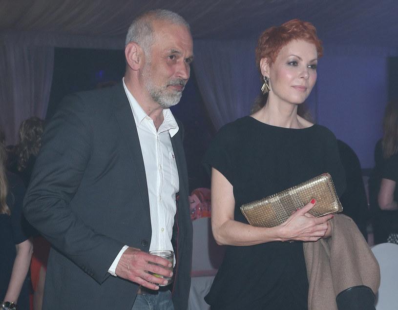 Agnieszka Glińska i Krzysztof Stelmaszyk /Paweł Wrzecion /MWMedia