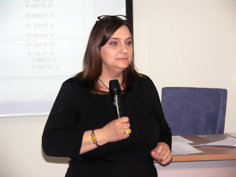 Agnieszka Gołębiewska, prezes J-elity /