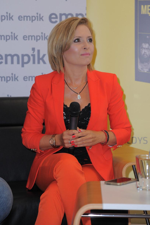 Agnieszka Gozdyra /Zawadzki /Reporter