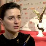 Agnieszka Grochowska u boku Gary'ego Oldmana