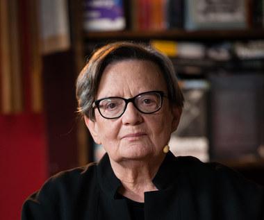 Agnieszka Holland apeluje do wiceprezydent USA Kamli Harris w sprawie Lex TVN