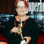 Agnieszka Holland z nagrodą Culture.pl Superbrands