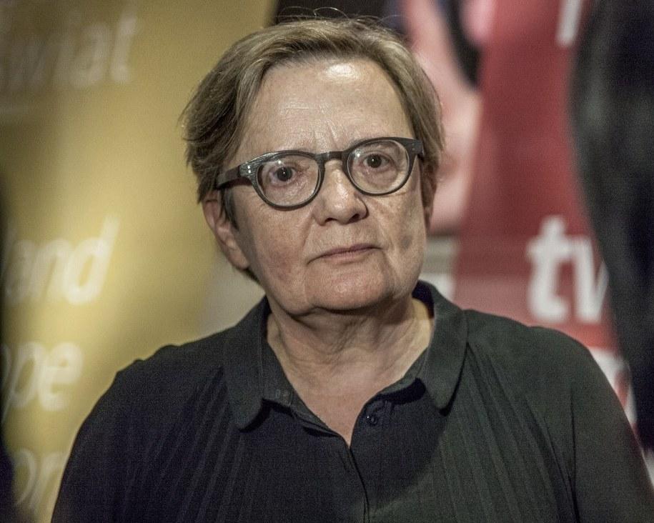 Agnieszka Holland /Dariusz Proniewicz /Archiwum RMF FM