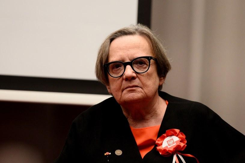 Agnieszka Holland /Przemysław Jach /Reporter