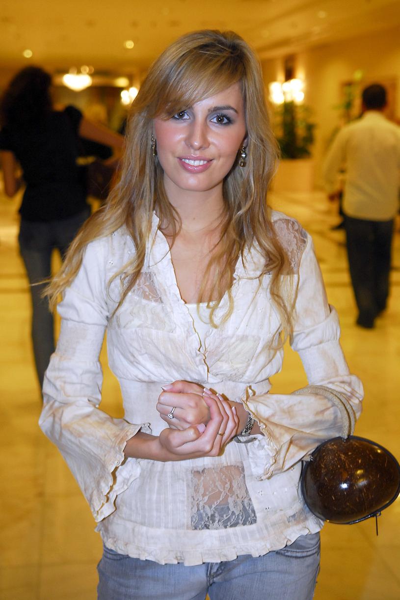 Agnieszka Hyży w 2006 roku /Kurnikowski /AKPA