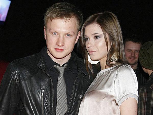 Agnieszka i Kuba stanowią bardzo fotogeniczną parą  /Andrzej Grąbczewski /AKPA