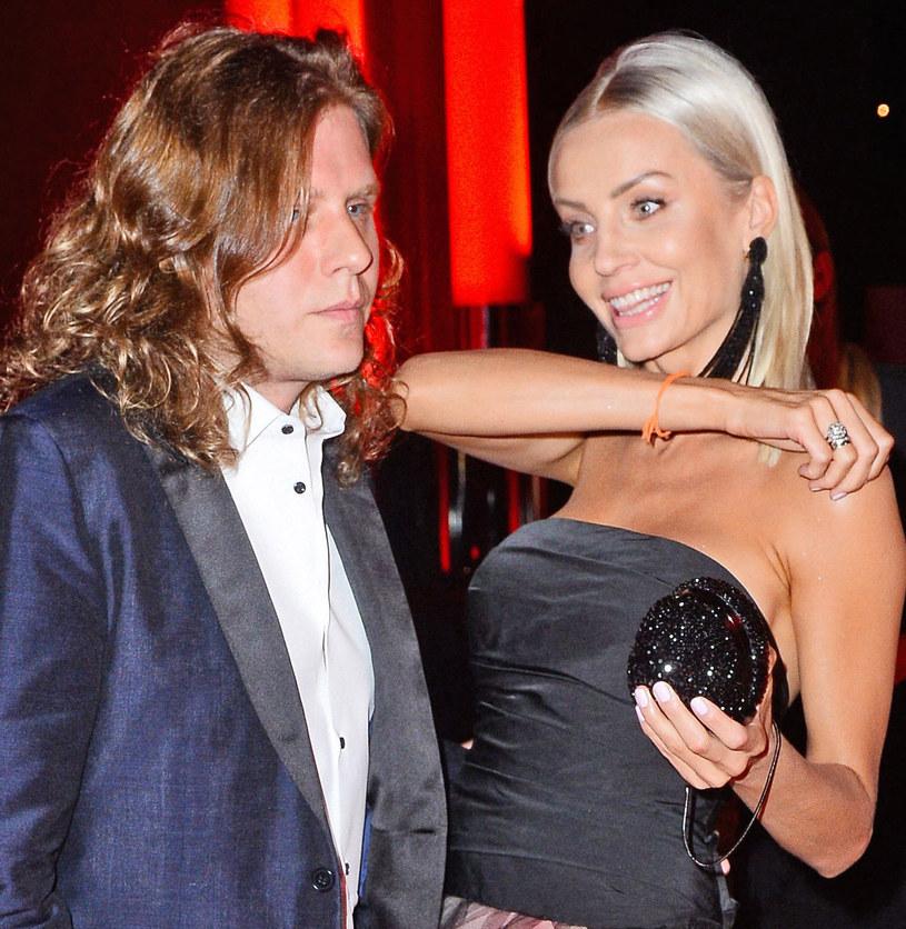 Agnieszka i Piotr /Jarosław Antoniak /MWMedia