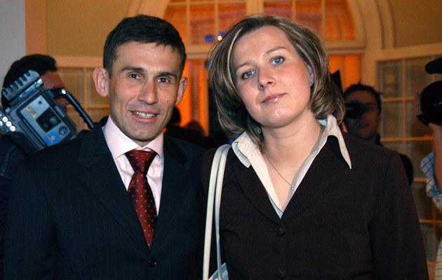 Agnieszka i Robert  /AKPA