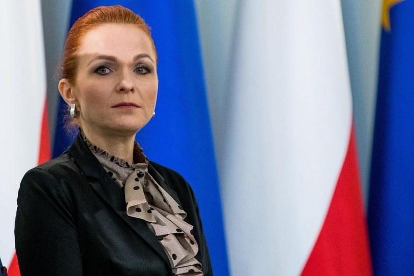 Agnieszka Kaczmarska /Andrzej Iwańczuk /Reporter