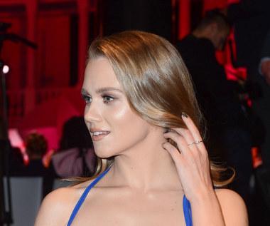 Agnieszka Kaczorowska w odważnym bikini