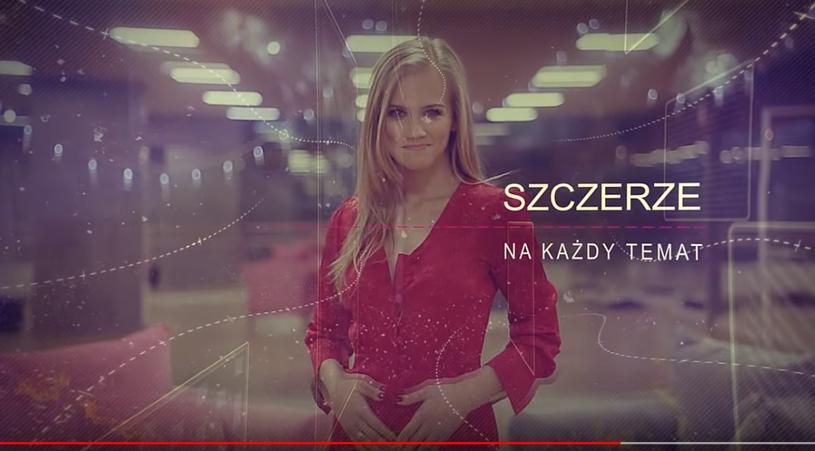 """Agnieszka Kaczorowska w zwiastunie swojego nowego programu """"Będę mamą"""" na YouTube /Screenshot z YouTube.com /materiał zewnętrzny"""