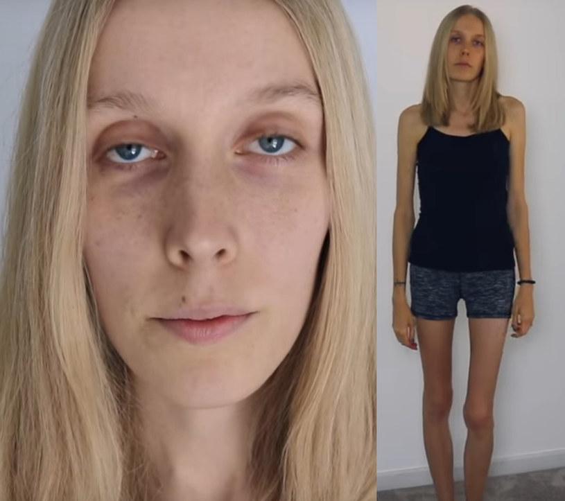 Agnieszka Kirchner na filmie, który udostępniła na swoim kanale, fot. YouTube /