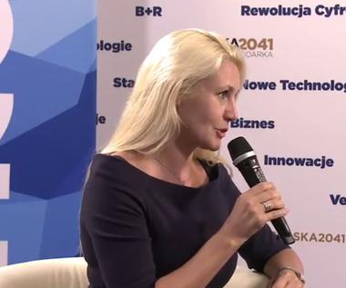 Agnieszka Kłos, prezes Provident Polska S.A.