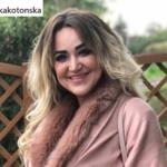 Agnieszka Kotońska już tak nie wygląda. Co za metamorfoza!