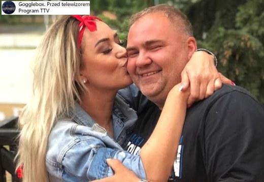 Agnieszka Kotońska z mężem Arturem /Interia/ Facebook