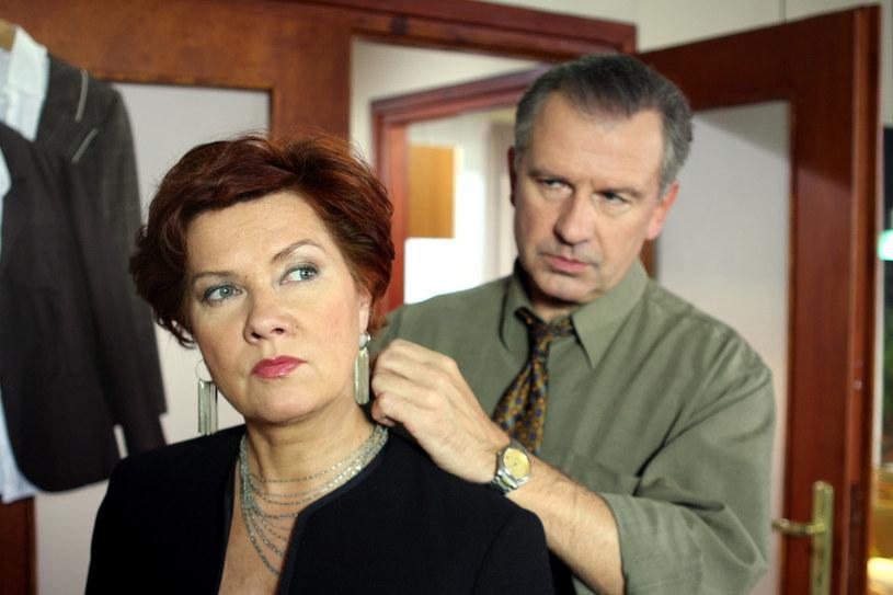 Agnieszka Kotulanka i Tomasz Stockinger /TVP