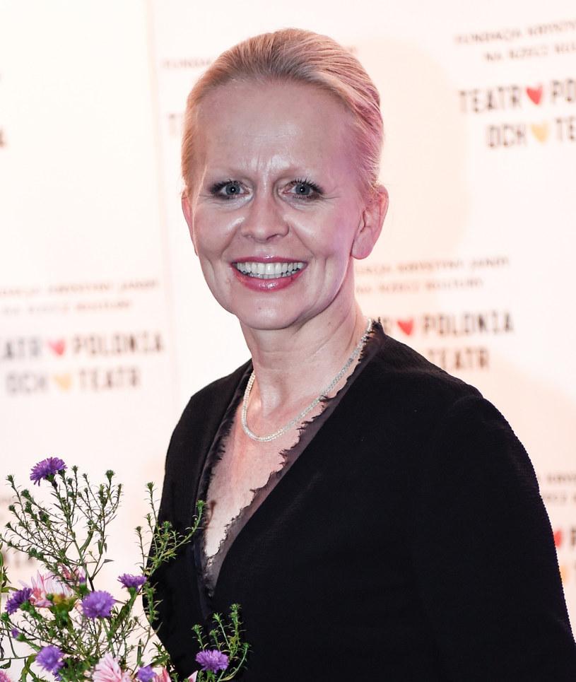 Agnieszka Krukówna, fot. Agnieszka Śnieżko /East News
