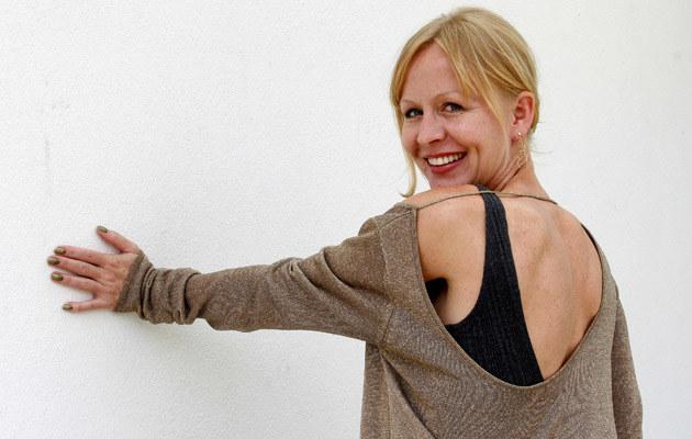 Agnieszka Krukówna, fot.Krzysztof Jarosz  /Agencja FORUM