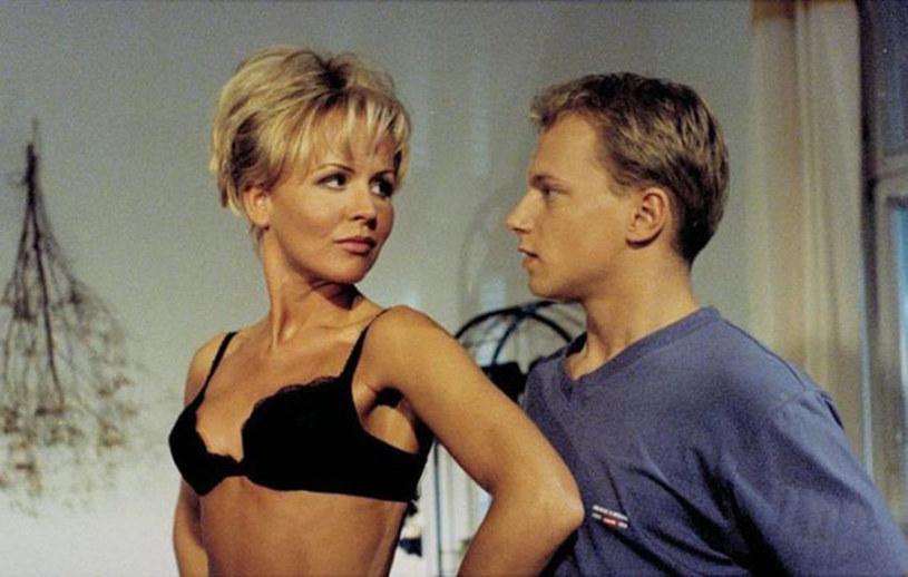 """Agnieszka Krukówna i Maciej Stuhr w """"Fuksie"""" /materiały prasowe"""