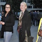 Agnieszka Krukówna na premierze filmu o Irenie Sendlerowej