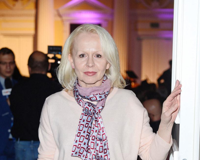 Agnieszka Krukówna. Warszawa /MWMedia