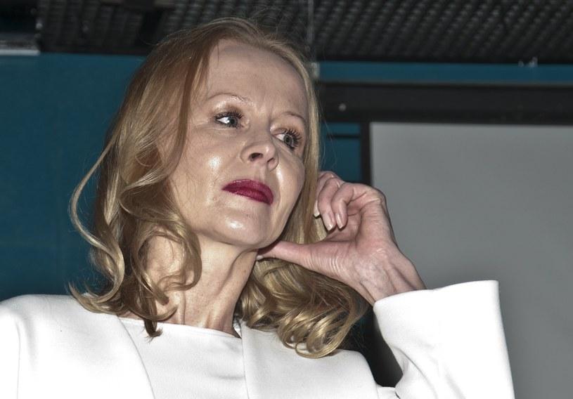 Agnieszka Krukówna /Justyna Rojek /East News