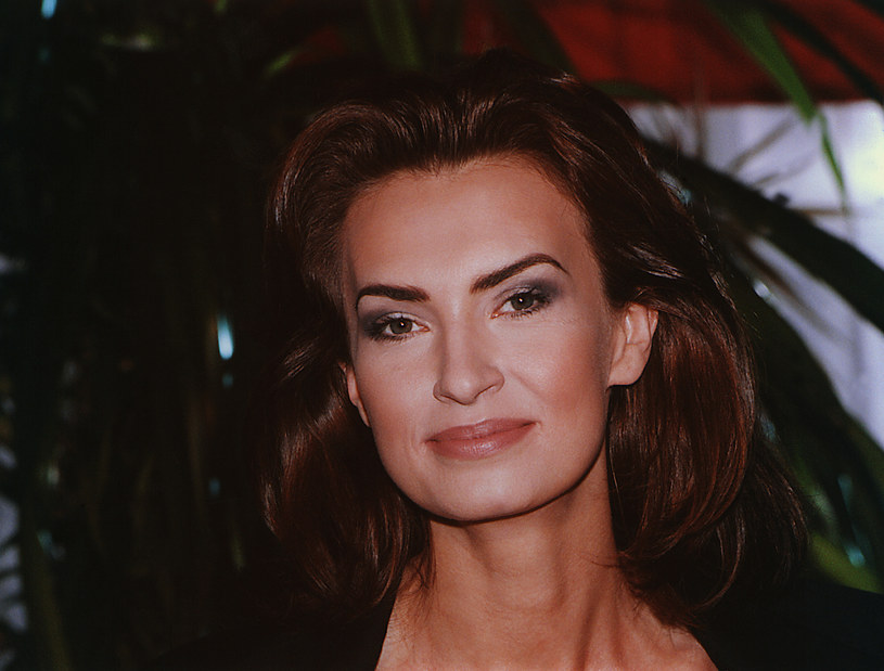 Agnieszka Maciąg, 2000 rok /Prończyk /AKPA