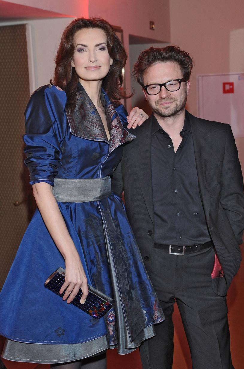 Agnieszka Maciąg i Robert Wolański /Andras Szilagyi /MWMedia