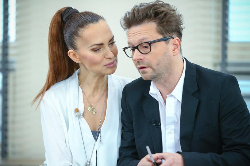 Agnieszka Maciąg i Robert Wolański /Kamil Piklikieiwcz /East News