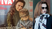 Agnieszka Maciąg opowiada o swoim związku i chwali się córką na okładce gazety!