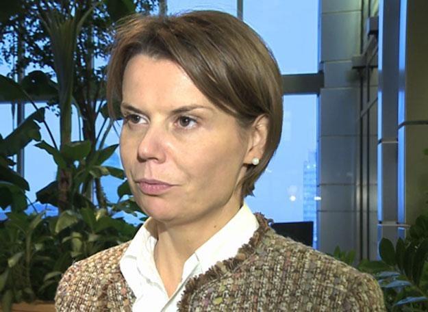 Agnieszka Maciejewska, dyrektor HR w Ernst & Young /Newseria Biznes