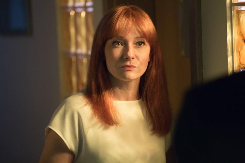 Agnieszka (Magdalena Walach) /Agencja W. Impact