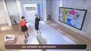 Agnieszka Martyna: Sekretem jest to, że od pasa do głowy ciało jest nieruchome