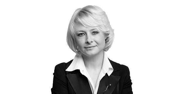 Agnieszka Mazurek, executive search & business development manager w Goldman Recruitment /