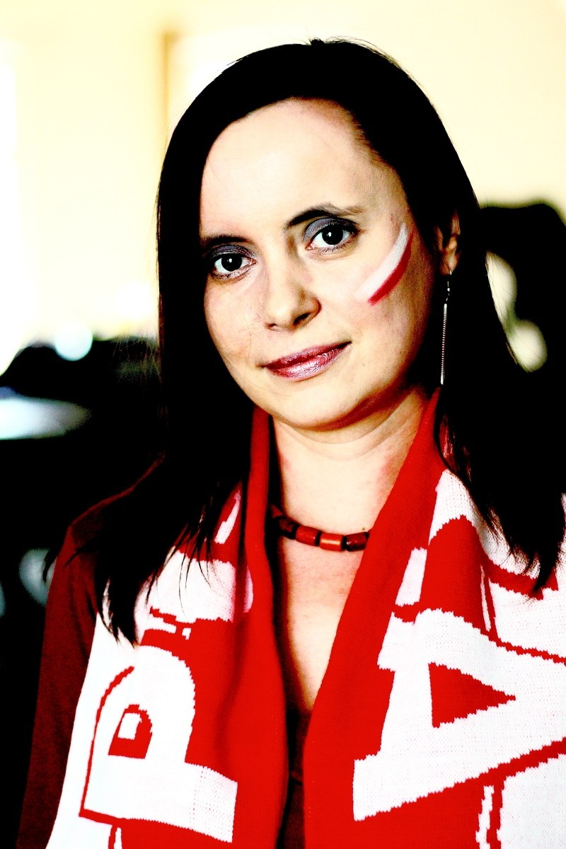Agnieszka Olczyk  /Michał Kowalewski /RMF FM