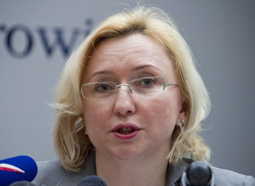 Agnieszka Pachciarz. /Krystian Dobuszyński /Reporter