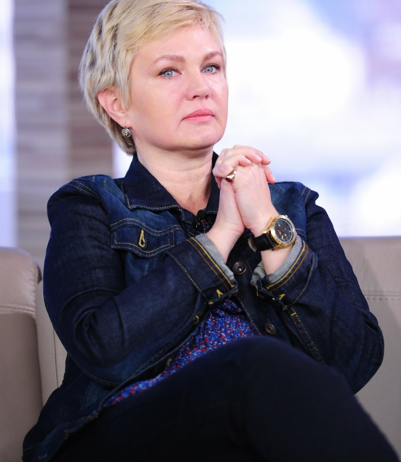 Agnieszka Pilaszewska /Wojciech Olszanka /East News