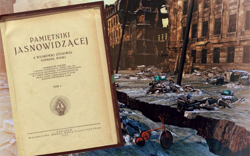 Agnieszka Pilchowa miała przewidzieć wybuch II wojny światowej kilka lat przed wydarzeniem /123RF/PICSEL