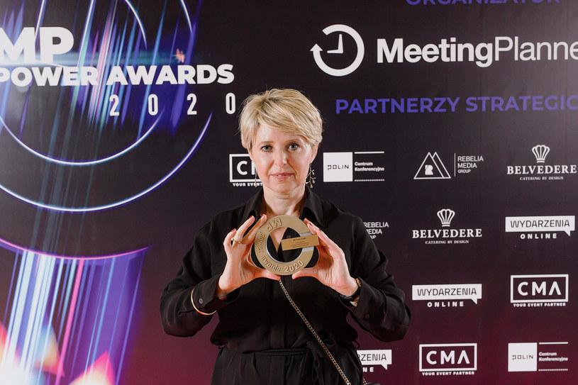Agnieszka Pleti, prezes fundacji Poland Business Run /materiały prasowe