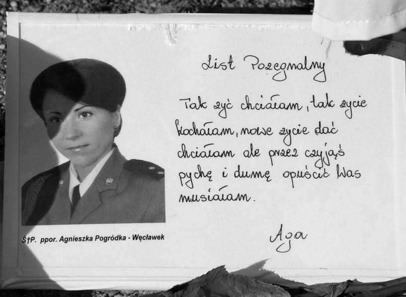 Agnieszka Pogródka-Węcławek /Stanisław Kowalczuk /East News