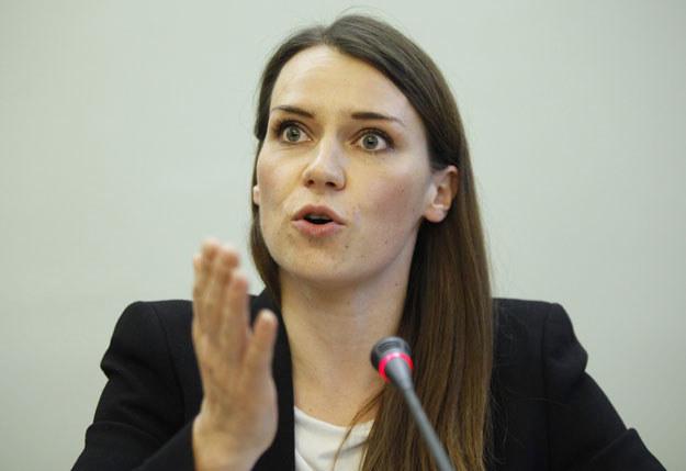 Agnieszka Pomaska nie wierzy w efekt pedagogiczny wyroku /Stefan Maszewski /Reporter