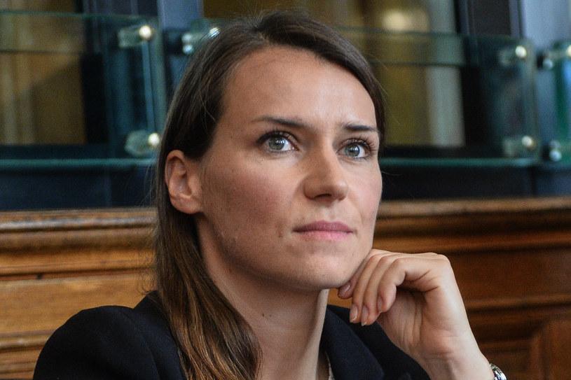 Agnieszka Pomaska wytoczyła także proces cywilny przeciwko posłance PiS /Łukasz Dejnarowicz /Agencja FORUM