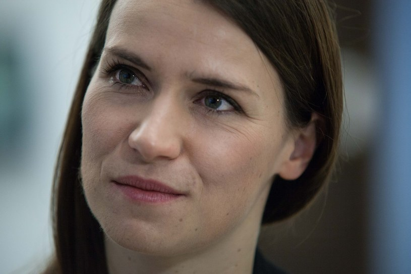 Agnieszka Pomaska /Aleksandra Szmigiel-Wisniewska/REPORTER /East News