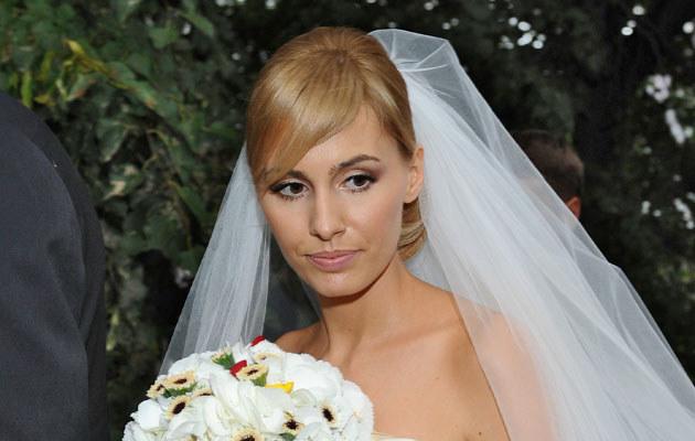 Agnieszka Popielewicz chce unieważnić slub kościelny?! /Andras Szilagyi /MWMedia