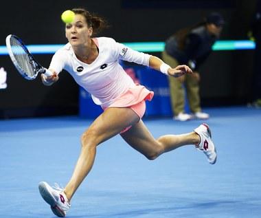Agnieszka Radwańska - Elina Switolina 7:6 (7-3), 6:3 w półfinale w Pekinie