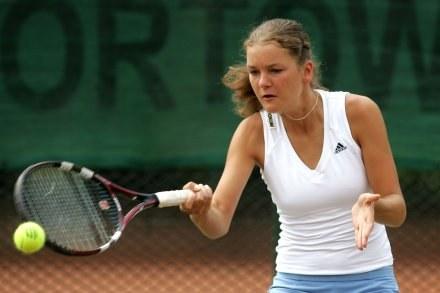 Agnieszka Radwańska Fot. Maciej Śmiarowski /Agencja Przegląd Sportowy