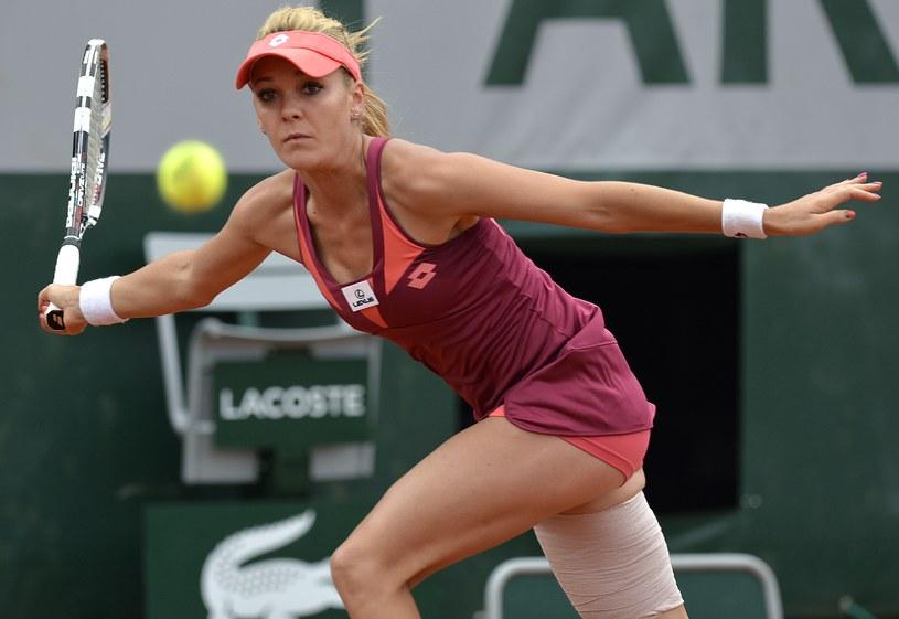 Agnieszka Radwańska jest już w 3. rundzie French Open /AFP