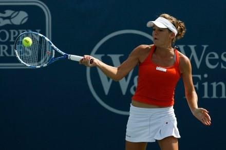 Agnieszka Radwańska jest na 12 miejscu rankingu WTA /AFP