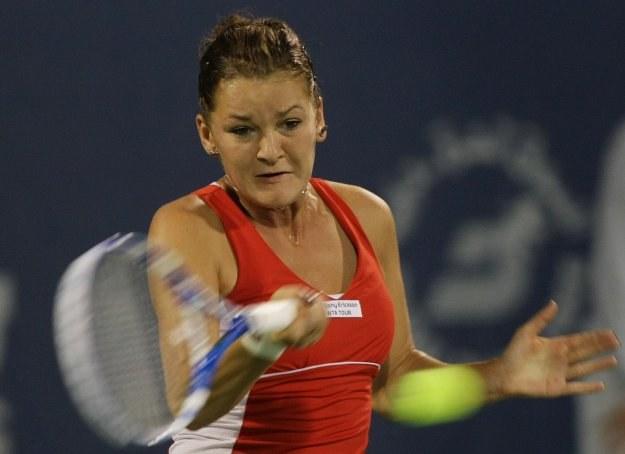 Agnieszka Radwańska jest ósma w rankingu WTA /AFP