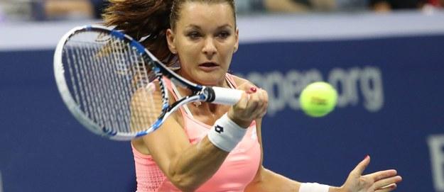 Agnieszka Radwańska odpadła w 1/8 finału US Open